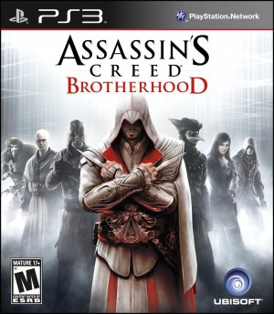 Sell My Assassins Creed Brotherhood PlayStation 3 for cash