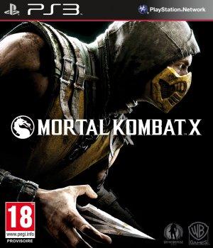 Sell My Mortal Kombat X PlayStation 3 for cash