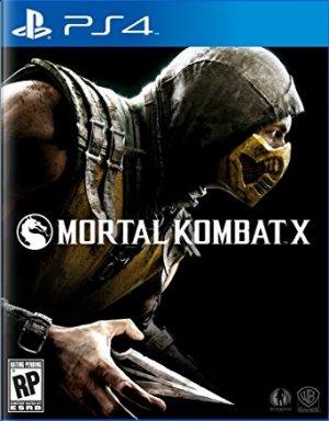 Sell My Mortal Kombat X PlayStation 4 for cash