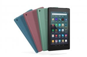 Sell My Amazon Kindle Fire 7 2019 9th Gen for cash