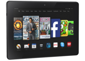 Amazon Kindle Fire HDX 8 9 inch 4th Gen 64GB