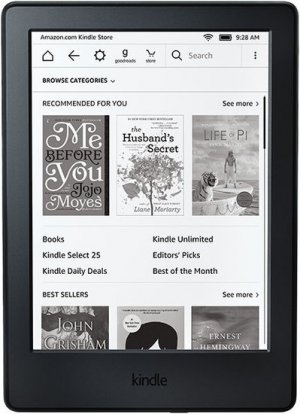 Sell My Amazon Kindle Touch 6 2016 8th Gen