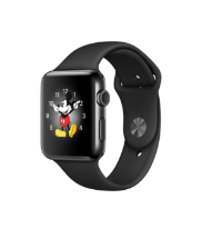 Sell My Apple Watch 42mm Black Stainless Steel