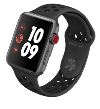 Sell My Apple Watch Nike Plus Series 3 38mm GPS Space Grey Aluminium for cash