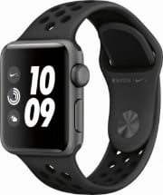 Sell My Apple Watch Nike Plus Series 3 38mm GPS with Cellular Space Grey