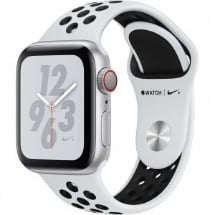Sell My Apple Watch Nike Plus Series 4 GPS 40mm Silver Aluminium