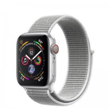Sell My Apple Watch Nike Plus Series 4 GPS 44mm Silver Aluminium for cash
