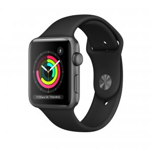 Sell My Apple Watch Series 3 2017 42mm Aluminum GPS for cash