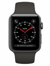 Sell My Apple Watch Series 3 38mm Aluminium Case GPS with Cellular for cash
