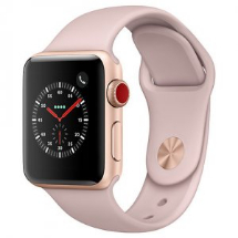 Sell My Apple Watch Series 3 38mm Gold Aluminium Case GPS for cash