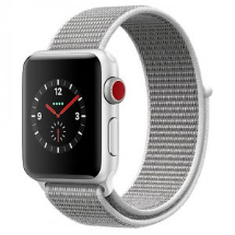 Sell My Apple Watch Series 3 38mm Silver Aluminium GPS Cellular for cash