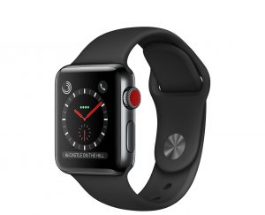 Sell My Apple Watch Series 3 38mm Space Black Stainless Steel GPS Cellul