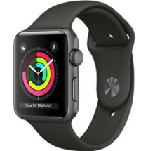Sell My Apple Watch Series 3 38mm Space Grey Aluminium Case GPS with Cel
