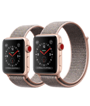 Sell My Apple Watch Series 3 42mm Gold Aluminium GPS Cellular