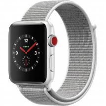 Sell My Apple Watch Series 3 42mm Silver Aluminium GPS Cellular