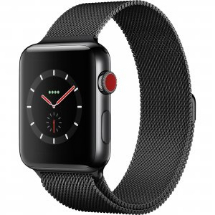 Sell My Apple Watch Series 3 42mm Space Black Stainless Steel GPS Cellul for cash