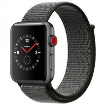 Sell My Apple Watch Series 3 42mm Space Grey Aluminium GPS Cellular