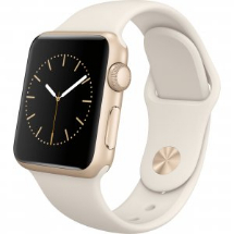 Sell My Apple Watch Sport 38mm Gold Aluminium
