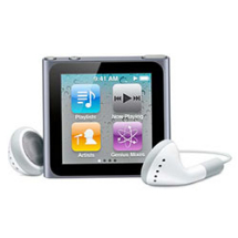 Sell My Apple iPod Nano 6th Gen 8GB for cash