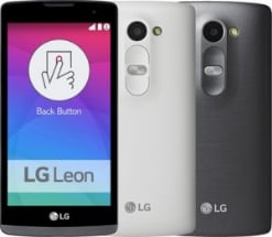 Sell My LG Leon H320MB for cash
