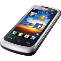 Sell My LG Cookie Gig KM570 for cash