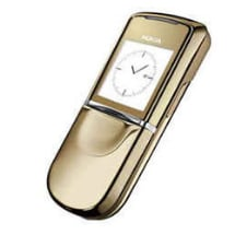 Sell My Nokia 8800 Sirocco 18K Gold for cash