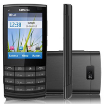 Sell My Nokia X3-02 Touch and Type for cash