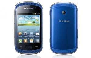 Sell My Samsung Galaxy Music S6010