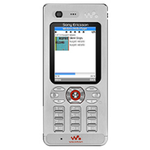 Sell My Sony Ericsson W880i for cash
