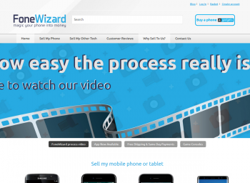 Visit Fone Wizard to recycle your  mobile or tablets for cash with sell any mobile