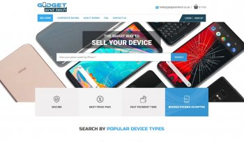 Sell your mobile or gadget to Gadget and Tech and compare prices at sellanymobile.co.uk