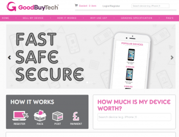 Visit Good Buy Tech to recycle your  mobile or tablets for cash with sell any mobile