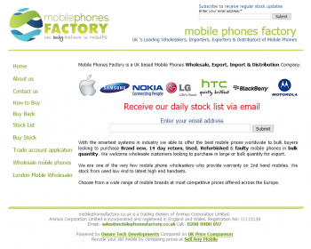 Visit Mobile Phones Factory to recycle your  mobile or tablets for cash with sell any mobile