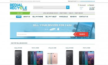 Visit Redial Recycle to recycle your  mobile or tablets for cash with sell any mobile