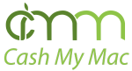 Cash My Mac Logo