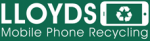 Lloyds Mobile Phone Recycling Logo