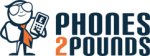 Phones 2 Pounds Logo