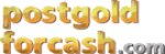 Post Gold For Cash Logo