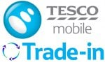 Tesco Mobile Trade In Logo